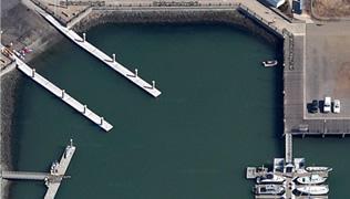 Marina Bay Yacht Harbor | A great location on the Bay!